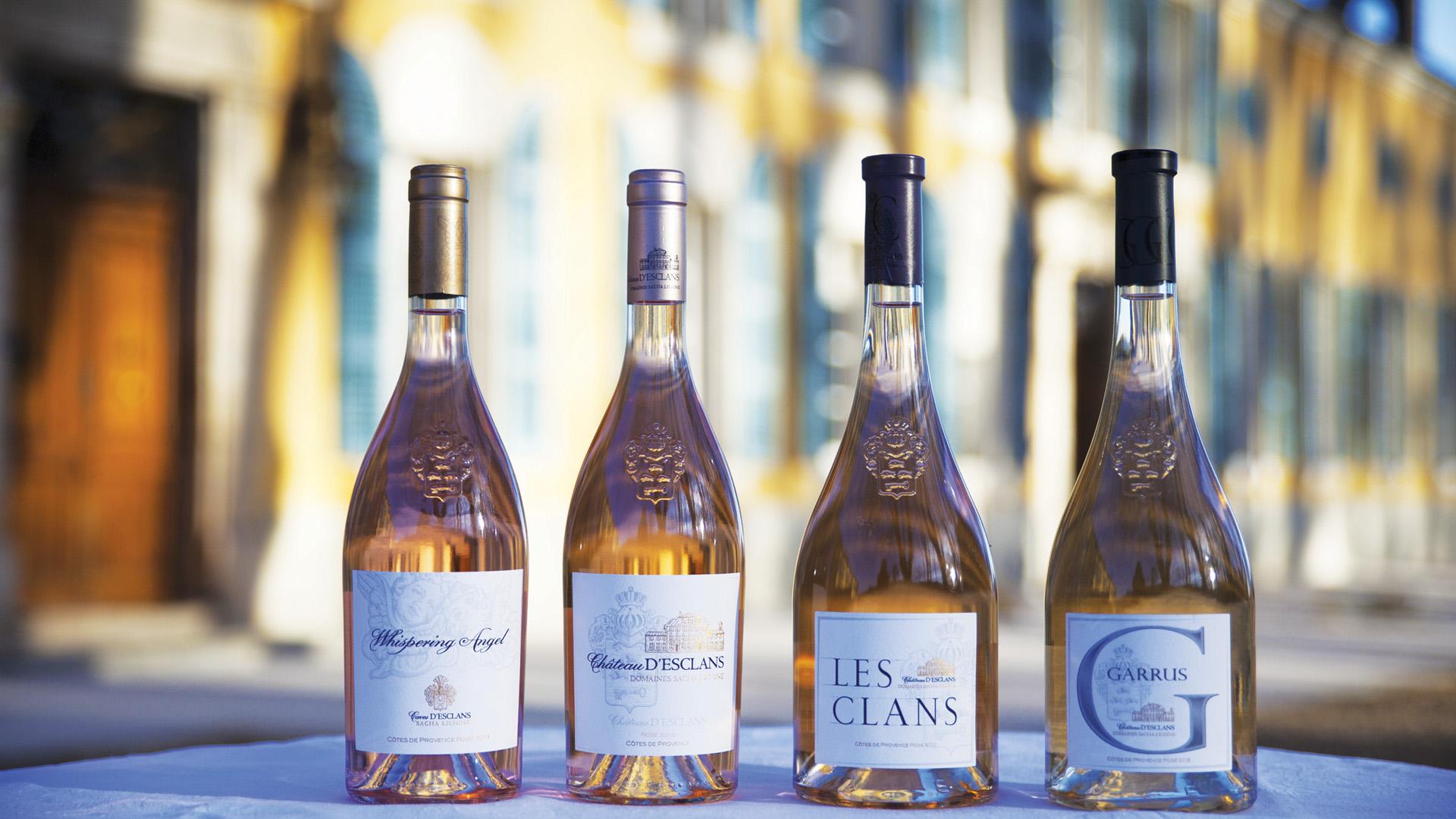 Вино Chateau d'Esclans
