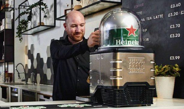 BLADE: бокал драфтового пива каждому!