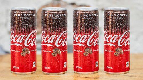 В Австралии выпустили Coca-Cola со вкусом кофе