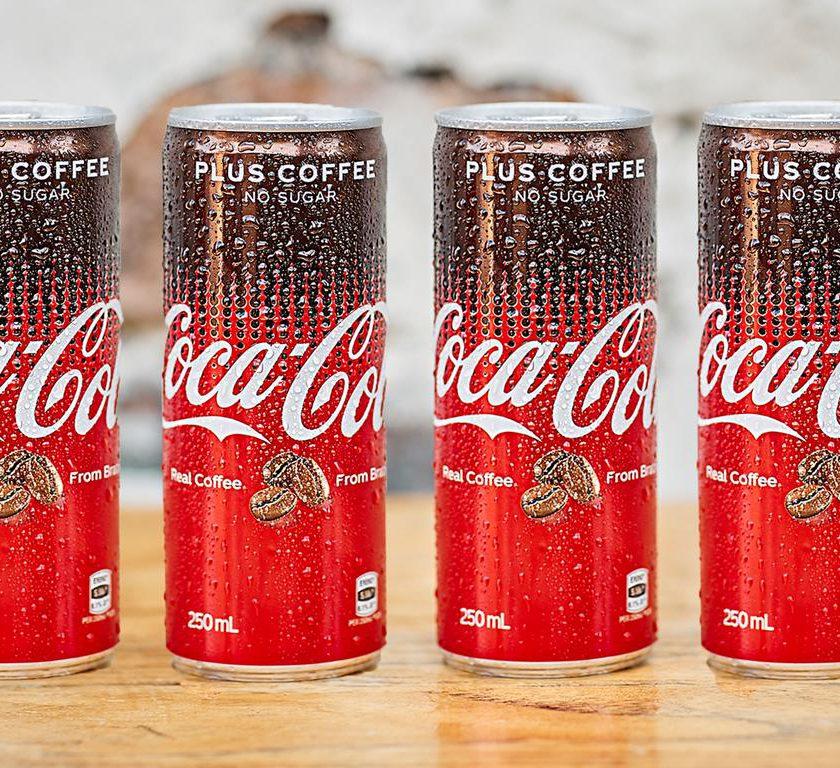 Coca-Cola Plus Coffee No Sugar