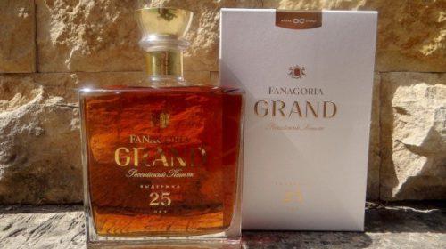 Фанагория выпустила 25-летний именной коньяк Фанагория Гранд
