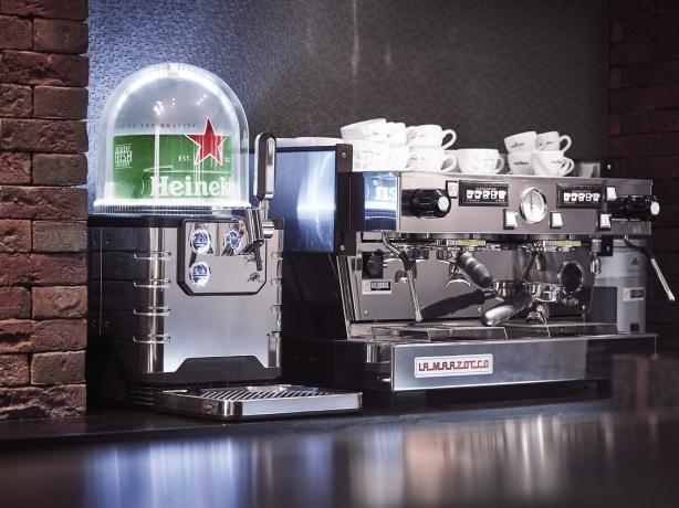 Новая система розлива от Heineken