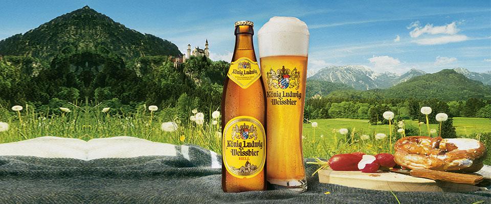 Пиво Konig Ludwig