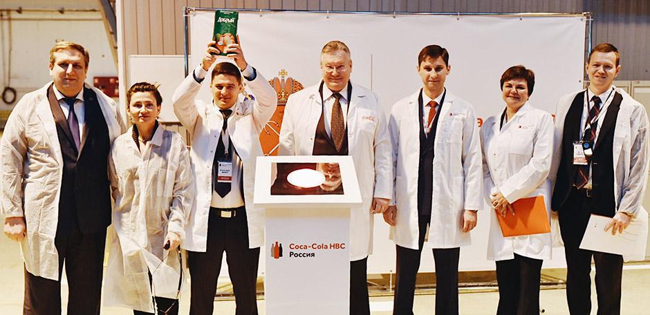 Coca-Cola в России увеличивает производственные мощности