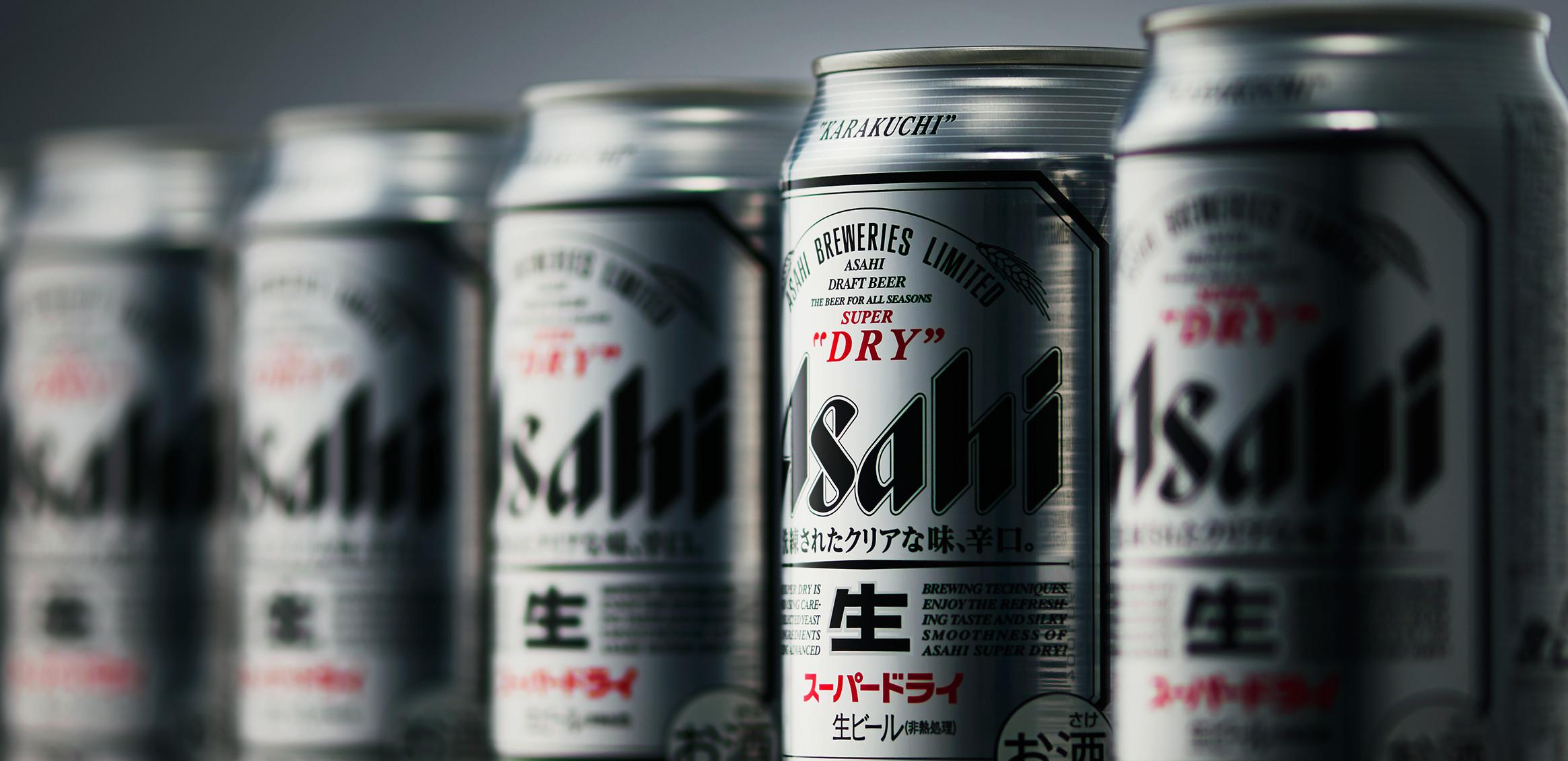 Пвио Asahi Super Dry