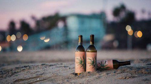 В Калифорнии выпустили вино с марихуаной