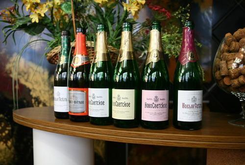 Крымский завод шампанских вин «Новый свет»