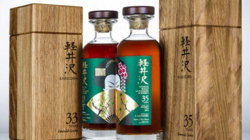 Редкий виски Karuizawa поступят в продажу в Лондоне
