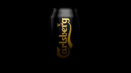 Carlsberg Black Gold меняет дизайн
