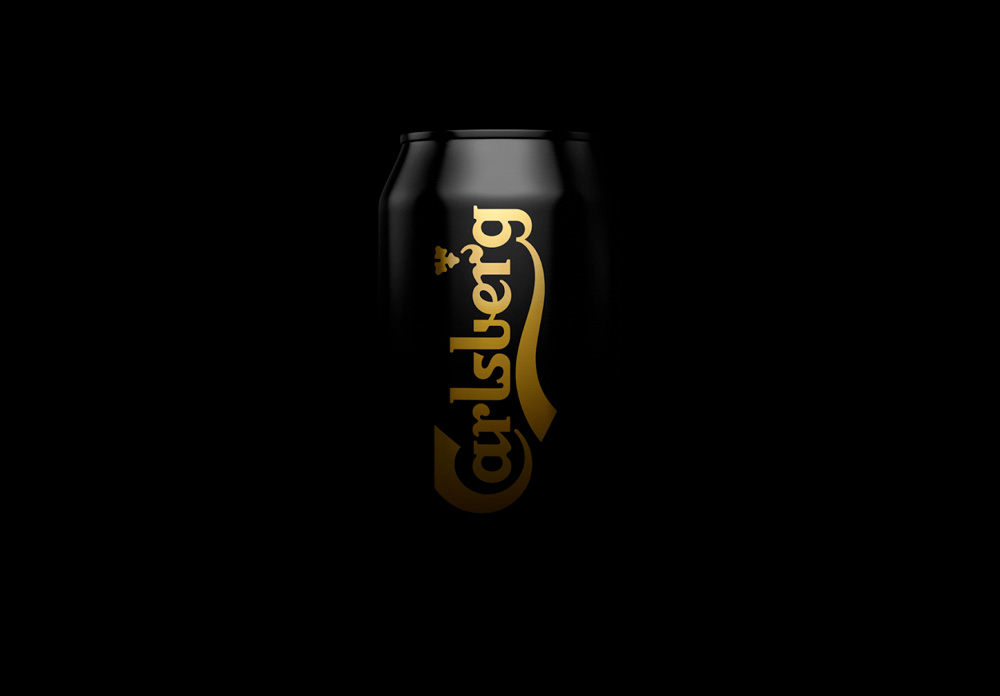 Пиво Carlsberg Black Gold
