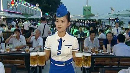 В Северной Корее выпустили пшеничное пиво