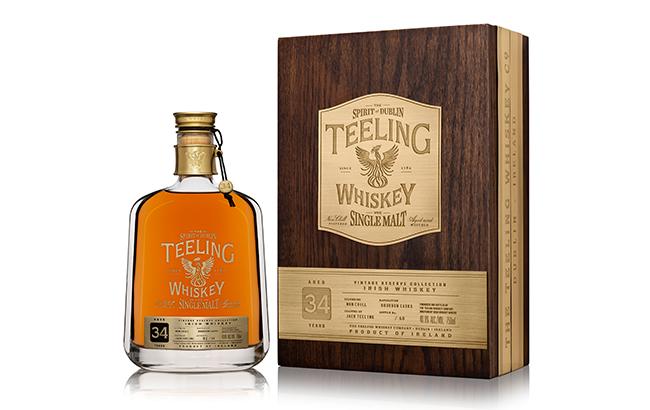 Виски Teeling 34