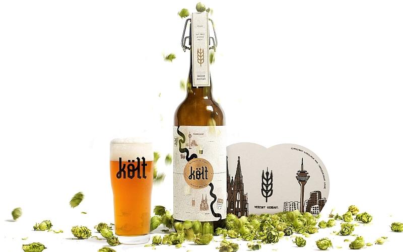 Költ - пиво объединившее кёльш и альт