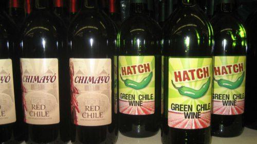 В США выпускают зелёное вино с перцем чили