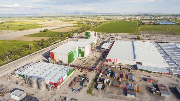 Завод Heineken в Мексике
