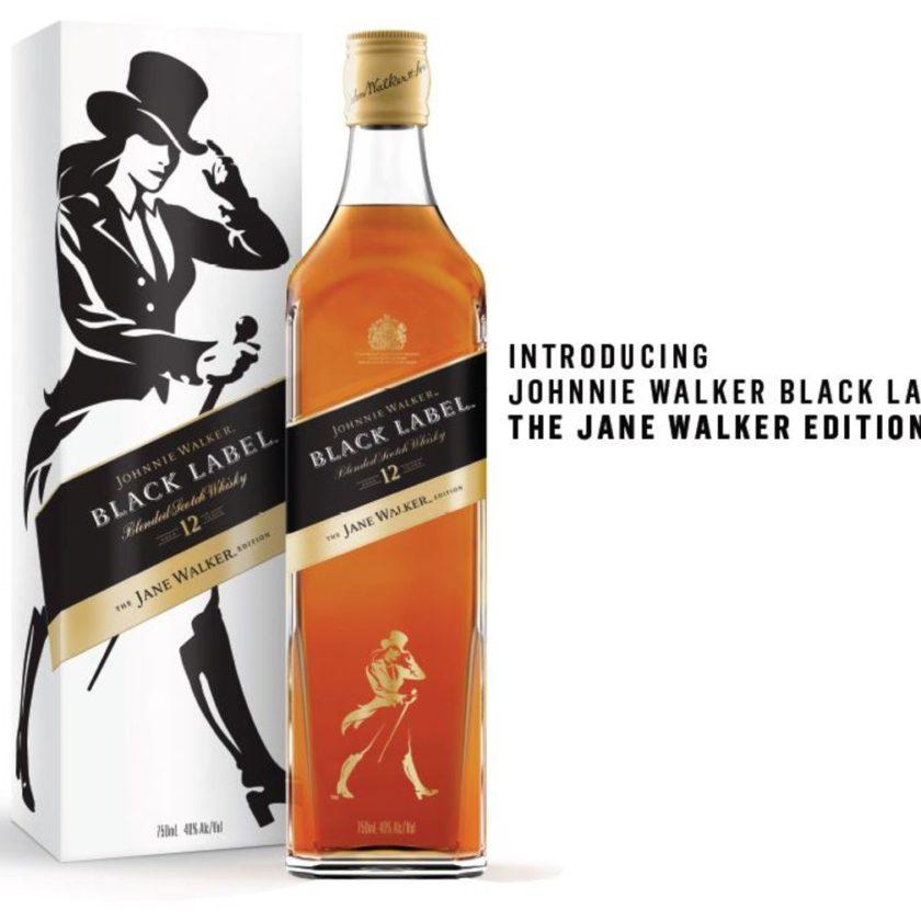 Diage выпустит виски для женщин — Jane Walker