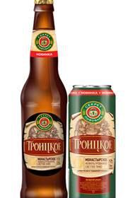 Новинка от Очаково — «Секрет пивовара. Троицкое. Монастырское»