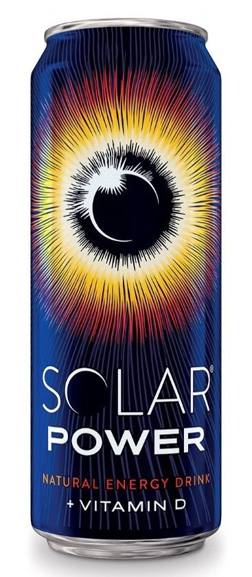 Напиток Solar Power