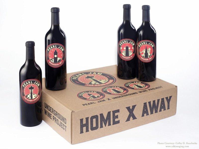 Вино Pearl Jam