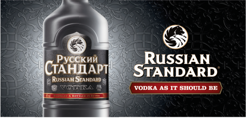 Водка «Русский стандарт» летит в Африку