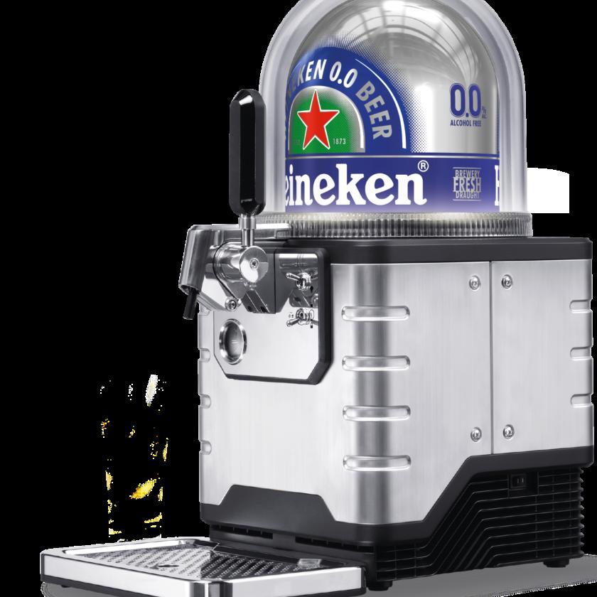 HEINEKEN начал продажи портативной системы налива Blade в России