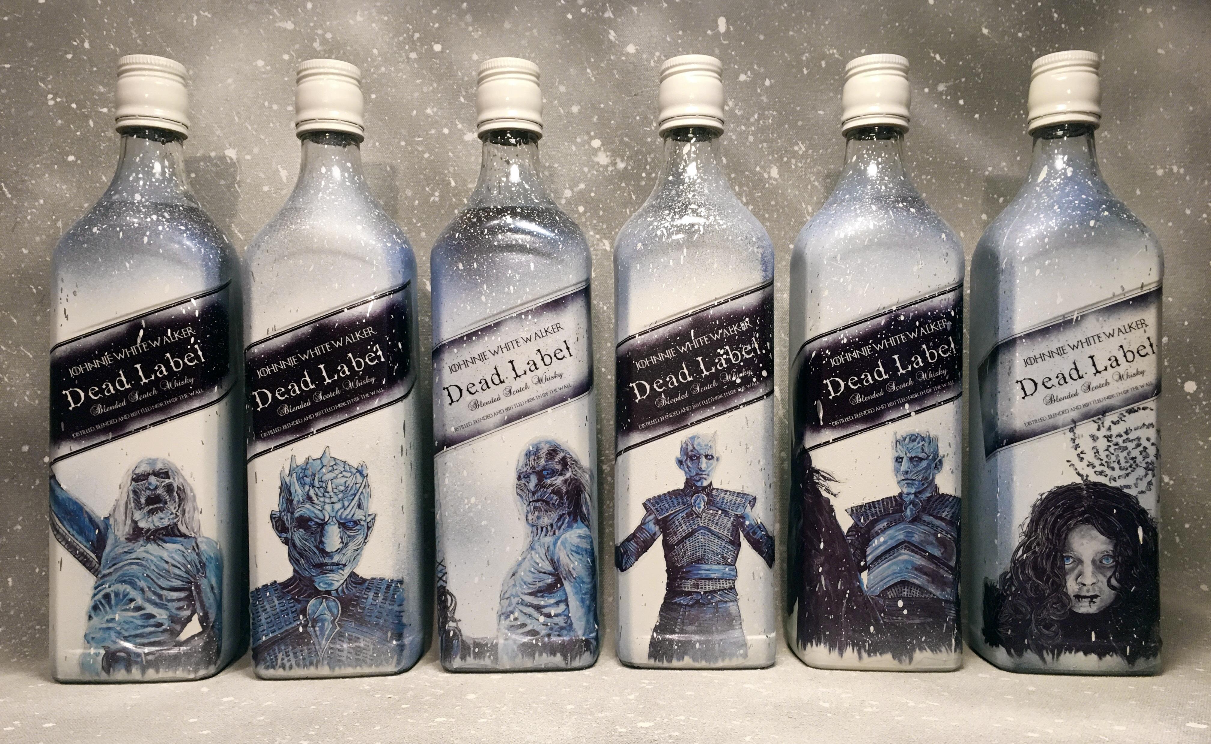 Johnnie Walker выпустил виски по мотивам «Игры престолов»
