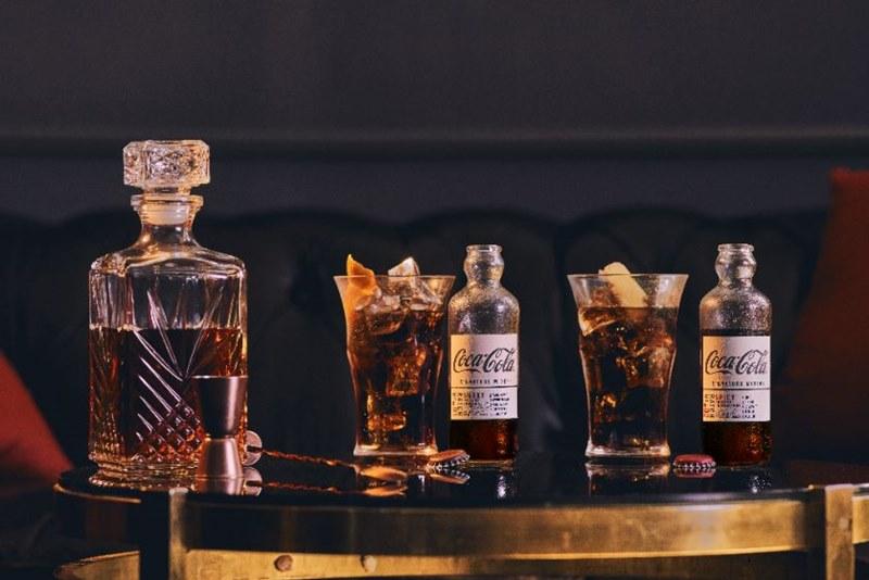 Coca-Cola запустила линейку сиропов для алкоголя