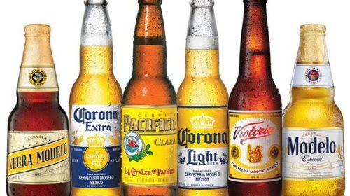 Продажи пива стимулируют рост Constellation Brands