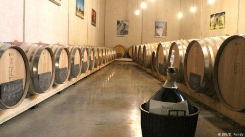 Бельгийское вино - спасибо глобальному потеплению