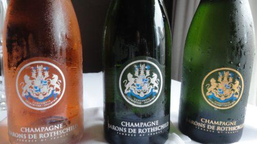 Rothschild выпустит кошерное розовое шампанское