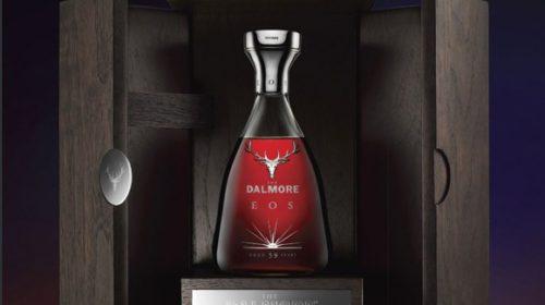 59-летнее виски Dalmore Eos, продано за 117 тыс. долларов