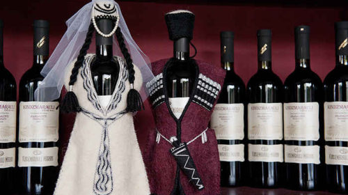 Ренессанс грузинского вина в России