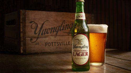 Yuengling — самая старая пивоварня Америки