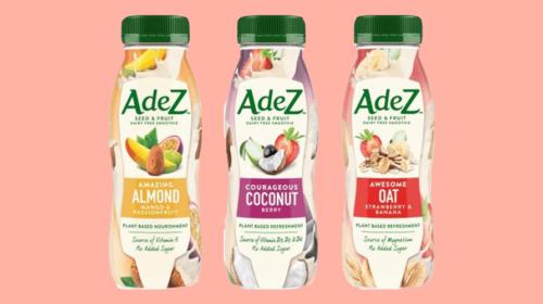 Adez - новый напиток от Coca-Cola