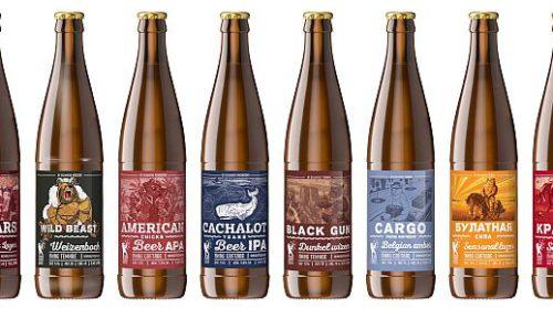 Всем — крафт: в «Очаково» сварили 8 сортов особенного пива