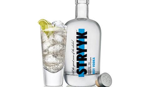 Безалкогольную водку выпустили в Великобритании