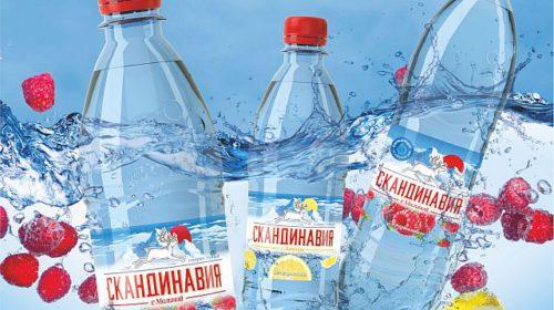 «Ниагара» выпустила новый напиток в категории «Flavored Water»
