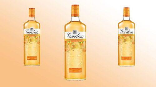 Gordon's выпустил джин со вкусом средиземноморских апельсинов