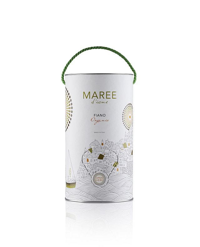 Вино в тубе Maree d'Ione Fiano
