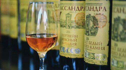 Массандра выпустит специальное вино к 75-летию Победы