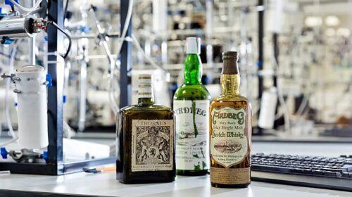 Треть винтажного шотландского виски - подделка