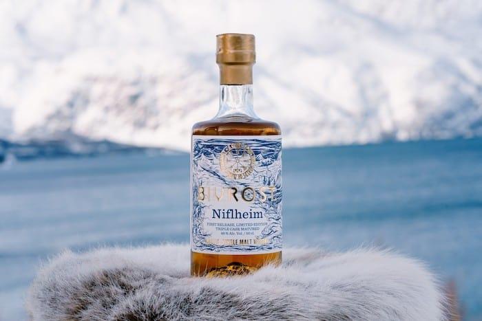 Bivrost Nifilheim - виски из-за полярного круга