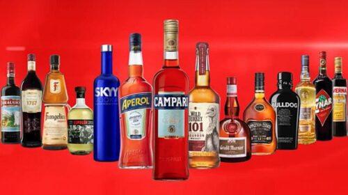 Продажи Campari пострадали от карантина в Италии