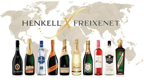Выручка Henkell Freixenet Group превысила 1 млрд. евро