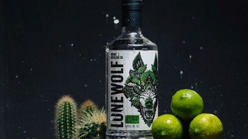 BrewDog выпустили джин Lonewolf с лаймом и кактусом