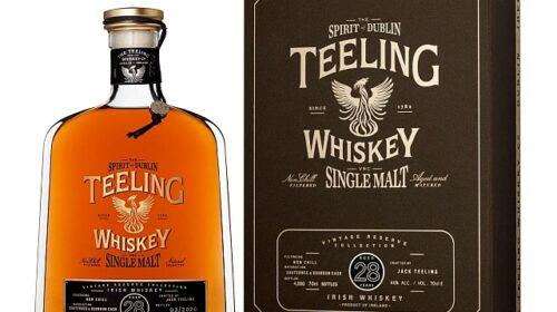 Teeling запускает два новых виски к Международному дню виски