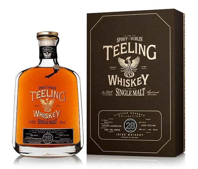 Teeling 28 Years Old односолодовый виски