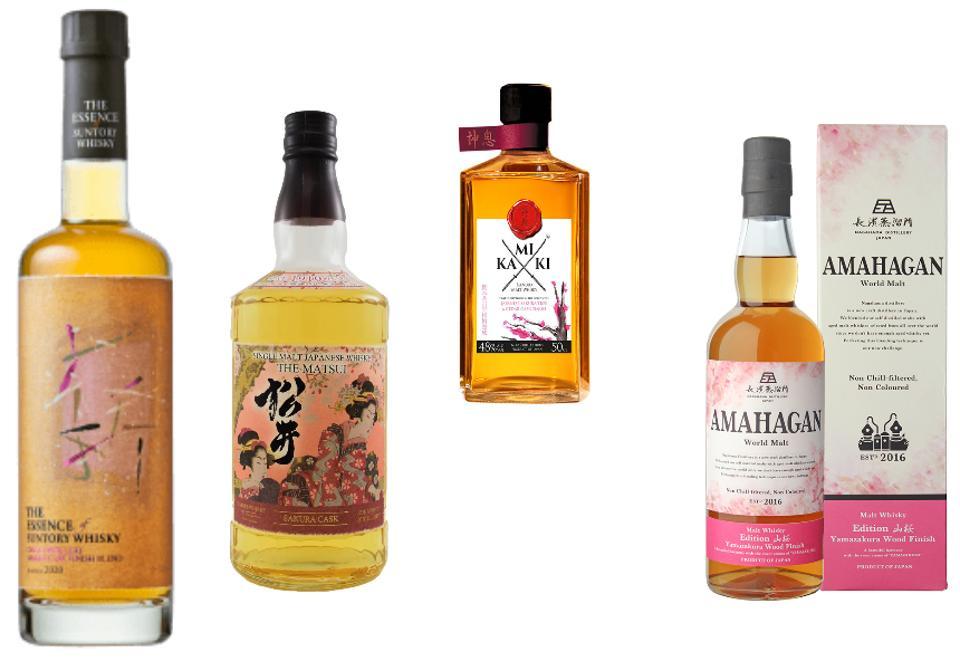 сакура виски