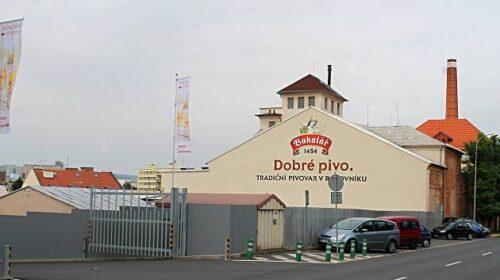 Tradiční pivovar v Rakovníku стал десятым по объёму производства пива в Чехии