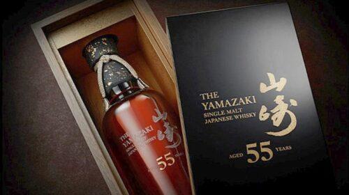 Японский виски Yamazaki ставит рекорд на аукционе
